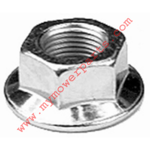 FLANGED NUT FOR SPINDLE 5/8