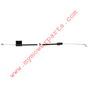 CABLE ENGINE STOP Conduit 42-1/2
