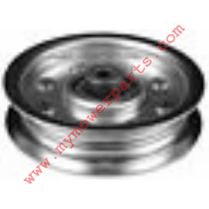 IDLER PULLEY Size: 4-1/8 OD, 3/8 ID, 1-3/64 height