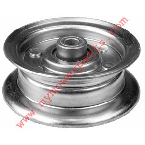 PULLEY IDLER FLAT ID 3/8 OD 3-7/8 Height 1-9/16 Ayp 177968, 193197