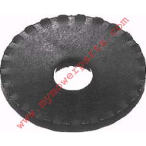CUPPED SERRATED WASHER ID 3/8