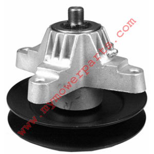 SPINDLE ASSEMBLY REPLACES MTD 918-0574, 618-0574 & 918-0565, 618-0565 WITH GREASE FITTING.  FITS LATER MODEL 42
