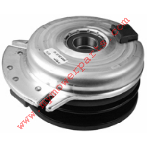 ELECTRIC PTO CLUTCH Warner 5217-14, 1 inch x 5.345 pulley 717-3385A, 917-3385A