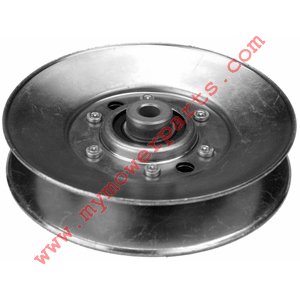 IDLER PULLEY REPLACES CUB CADET 756-3045. ID 3/8