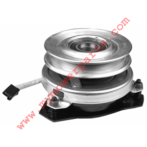 ELECTRIC PTO CLUTCH AYP WARNER 5215-73 ID:1 1/8 Height:4 Diameter Pulley:5 3/8