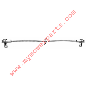 DECK LIFT CABLE MTD & CUB CADET # 746-0968 17