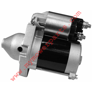ELECTRIC STARTER REPLACES KAWASAKI 21163-2093 AND JOHN DEERE AM108615.  FITS FC540V.