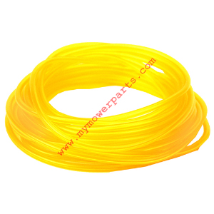 TYGON FUEL LINE ID 1/8 x OD 1/4 X 50 foot yellow