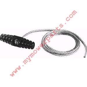 ROPE W/HANDLE #6 X 42