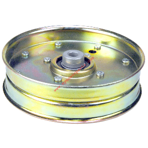 IDLER PULLEY ID 3/8 inch, OD 5 inch, Height 1-7/16 inch