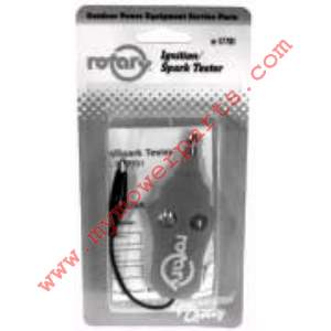 TESTER IGNITION ROTARY CARDED