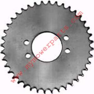 SPROCKET 41C 40T ID 2-1/8