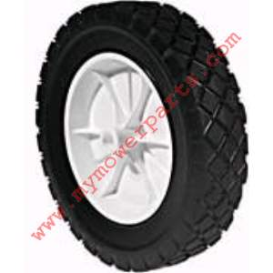 WHEEL PLASTIC 6 X 1.50