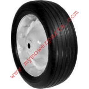 WHEEL STEEL 10.25 X 3.25 MTD (PAINTED WHITE)