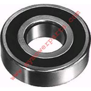 BEARING BALL ID 25/32, OD 1-27/32, Height 9/16  6204-2RS and 6204-RS