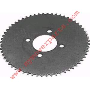 SPROCKET STEEL PLATE 35C 60T FOR  NUMBER 35 CHAIN 2