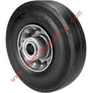 ASSEMBLY WHEEL STEEL 6 X 2.00 GRAVELY (PAINTED GREY)
