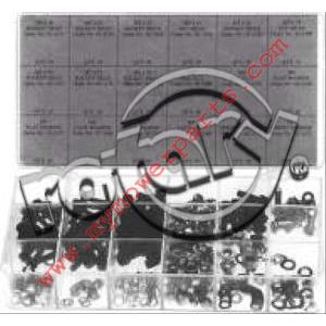 300 PIECE METRIC BOLT ASSORTMENT FOR STIHL AND HUSQVARNA