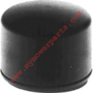 OIL FILTER 2.707 INCH'S TALL X 2.921 OD. 3/4 X 16 THREADS, SHORT STYLE
