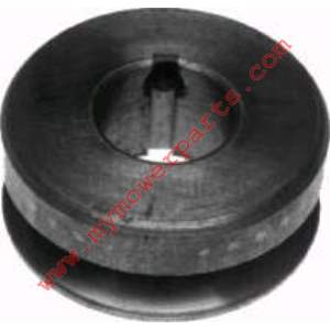 ENGINE PULLEY 2-1/8