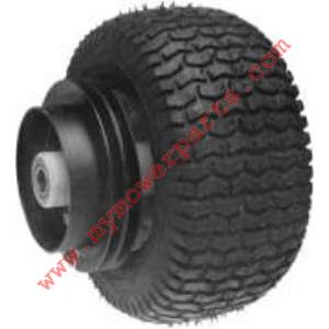 WHEEL ASSEMBLY DOUBLE PULLEY 13X650X6 4PLY