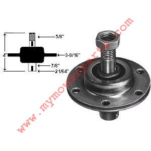 BLADE SPINDLE ASSEMBLY Length 4