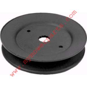 PULLEY DECK 5/8 X 4-5/8 AYP REPLACES 153531, 129207, 532129207, 532153531, 173434,  532173434