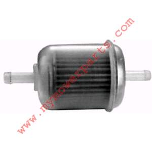 Fuel filter replaces Kubota 12581-43012 10 micron. Fits 5/16  fuel line