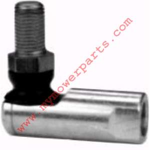 BALL JOINT ASSEMBLY 7/16 - 20 female x 3/8 - 24 male. 723-0448A / 923-0448A