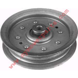 FLAT IDLER PULLEY 4-5/8