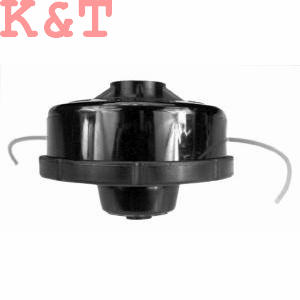 BUMP & FEED TRIMMER HEAD ASSEMBLY COMPLETE WITH 10MM X 1.25 FEMALE LEFT HAND & 8MM X 1.25 MALE LEFT HAND ARBOR BOLTS
