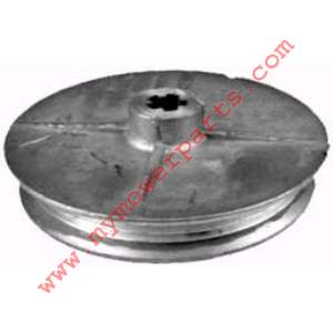 TRANSMISSION PULLEY OD 3-1/2