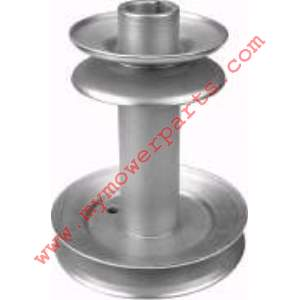 DOUBLE ENGINE PULLEY Top ID 1