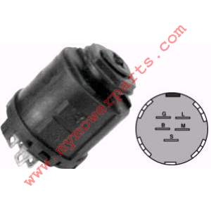 MULTI-APPLICATION IGNITION SWITCH NOTE IF YOU NEED A KEY ORDER OUR NUMBER 11218