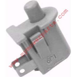 PLUNGER INTERLOCK SWITCH Normally closed.