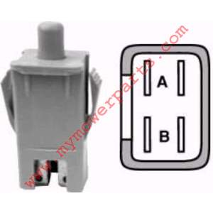PLUNGER INTERLOCK SWITCH