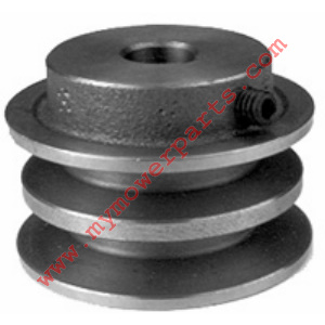 DOUBLE PULLEY ID 5/8