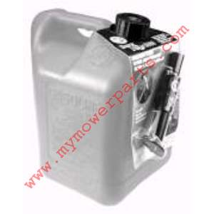GAS CAN 5 PLUS GAL SPILL PROOF