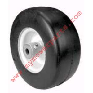 WHEEL ASSEMBLY PUNCTURE PROOF 9X350X4