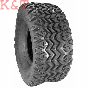 TIRE 24 X10.50-10 ALL TRAIL II 4 PLY CARLISLE 55A3N9 T55A3N9