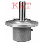 "SPINDLE ASSEMBLY Length 6-1/4"" (Long Shaft)"