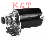 ELECTRIC STARTER REPLACES B&S 693551.  METAL COATING OVER PLASTIC GEAR. FOR  ENGINES WITH STEEL FLYWHEELS.  14 TOOTH GEAR.