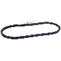 "ENGINE-TRANSMISSION V-BELT 1/2"" X 64-1/2"""