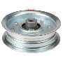 IDLER PULLEY ID 3/8 inch, OD 4 inch, Height 1-3/8 inch